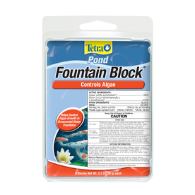 Tetra Anti-Algae Blocks for fountains, (1 block treats up to 80 gal.)