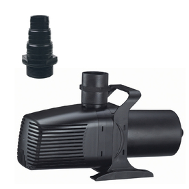 shop tetra 3600 gph water garden pond pump at