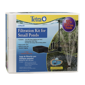 Tetra Filtration Kit for Small Ponds