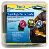 Tetra Triple Light Set for Ponds