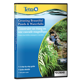 Tetra Creating Beautiful Ponds and Waterfalls DVD