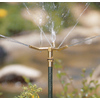 Orbit 2,000-sq ft Rotating Spike Lawn Sprinkler