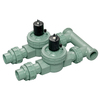 Orbit 3/4-in or 1-in Inline Preassembled Sprinkler Valve Manifold