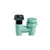 Orbit 1-in Plastic Manual Anti-Siphon Irrigation Valve