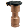 Orbit 3/4-in Brass Valve