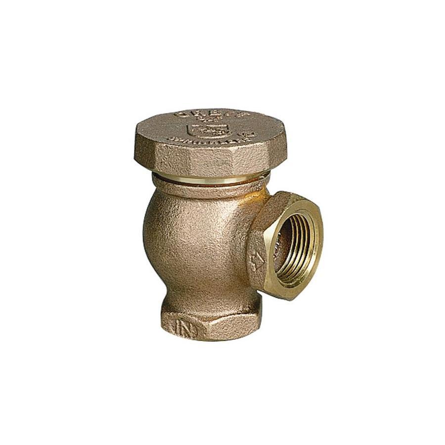 shop orbit 3 4 in brass pressure vacuum breaker valve at. Black Bedroom Furniture Sets. Home Design Ideas