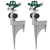 Orbit 2-Pack 6,500-sq ft Impulse Spike Lawn Sprinkler