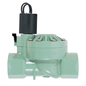 Orbit 3/4-in Plastic Electric Inline Irrigation Valve