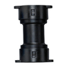 Orbit 1/2-in Polyethylene Drip Irrigation Coupling