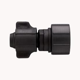 Orbit 1/2-in Polyethylene Drip Irrigation Female Adapter