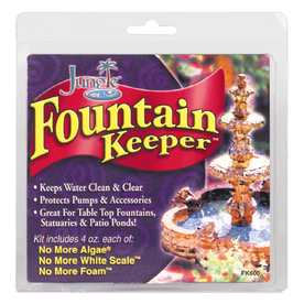 Jungle Labs Fountain Keeper