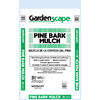 Gardenscape 3 cu ft Dark Brown Pine Bark Mulch