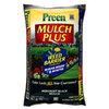 Preen Mulch Plus 2-cu ft Black Shredded Hardwood Mulch