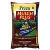 Preen Mulch Plus 2-cu ft Dark Brown Shredded Hardwood Mulch