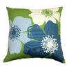 Garden Treasures Chapin Green UV-Protected Outdoor Accent Pillow