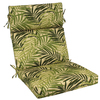 Garden Treasures 46-in L x 22-in W Green Chair Cushion