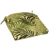 Garden Treasures North Palm Green Reversible Indoor/Outdoor Seat Pad