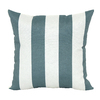 Garden Treasures Blue UV-Protected Square Outdoor Decorative Pillow