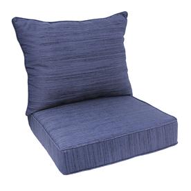 allen + roth Texture Cushion for Deep Seat Chair