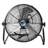 MaxxAir 14-in 3-Speed High Velocity Fan