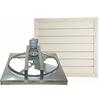 Cool Attic 24-in Steel Belt-Drive Whole House Fan