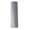 6-ft x 50-ft Galvanized Steel 9-Gauge Chain-Link Fence Fabric