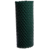 Vinyl Coated Steel Chain-Link Fence Fabric (Common: 50-ft x 4-ft; Actual: 50-ft x 4-ft)
