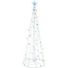 Holiday Living Outdoor Christmas Decoration with Multicolor Twinkling Lights
