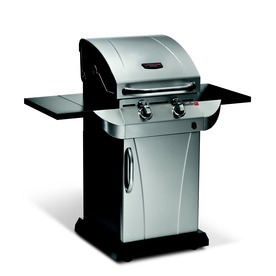 Char-Broil TRU-Infrared Commercial 2-Burner (21000 BTU) Liquid Propane and Natural Gas Grill