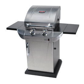 Char-Broil Commercial 2-Burner (20000 BTU) Liquid Propane Gas Grill