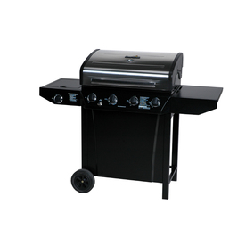 Char-Broil 4-Burner Liquid Propane Gas Grill