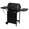 Char-Broil 2-Burner (35000 BTU) Liquid Propane Gas Grill with Side Burner