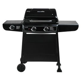 Char-Broil 2-Burner (30,000-BTU) Liquid Propane Gas Grill with Side Burner