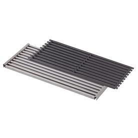 Char-Broil Rectangle Porcelain-Coated Cast Iron Cooking Grate