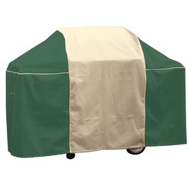 Char-Broil Mountain Green Polyester 65-in Gas Grill Cover