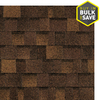 Owens Corning Oakridge 32.8-sq ft Brownwood Laminated Architectural Roof Shingles