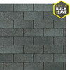 Owens Corning Supreme 33.3-sq ft Estate Gray Traditional 3-Tab Roof Shingles