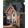 Owens Corning Oakridge 32.8-sq ft Onyx Black Laminated Architectural Roof Shingles