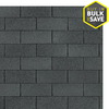 Owens Corning Supreme 33.3-sq ft Oxford Gray Traditional 3-Tab Roof Shingles