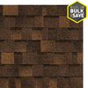 Owens Corning Oakridge 32.8-sq ft Brownwood Laminated Architectural Roof Shingles