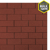 Owens Corning 25-Year Supreme Spanish Red AR 3-Tab Shingles