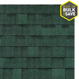 Owens Corning Oakridge 32.8-sq ft Chateau Green Laminated Architectural Roof Shingles