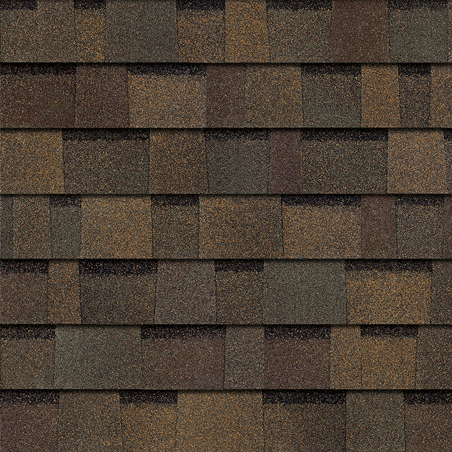 Shop Owens Corning Oakridge 32 8 Sq Ft Laminated