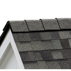 Owens Corning High Ridge 21.3-lin ft Estate Gray Hip & Ridge Roof Shingles