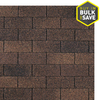 Owens Corning Supreme 33.33-sq ft Brownwood Traditional 3-Tab Roof Shingles