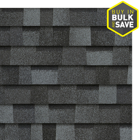 Owens Corning TruDefinition Duration 32.8-sq ft Slatestone Gray Laminated Architectural Roof Shingles