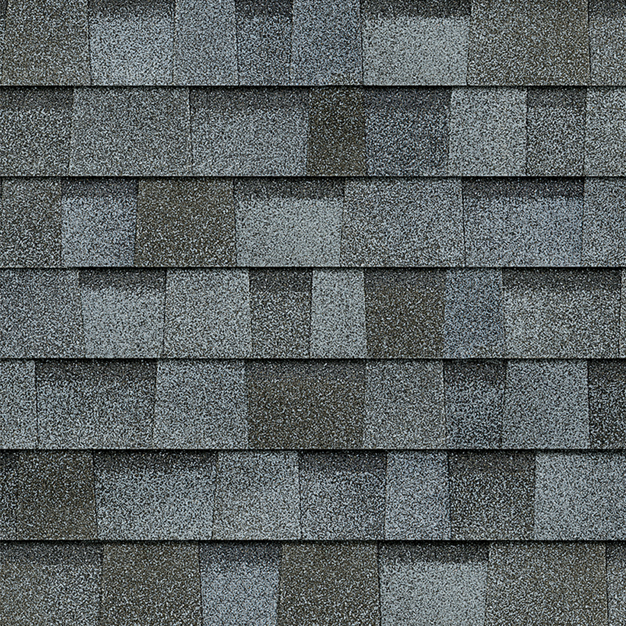 shop owens corning trudefinition duration quarry gray
