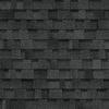Owens Corning Oakridge 32.8-sq ft Artisan Twilight Black Laminated Architectural Roof Shingles