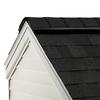 Owens Corning Weatherguard-HP 33-lin ft Trudef Onyx Black Hip & Ridge Roof Shingles