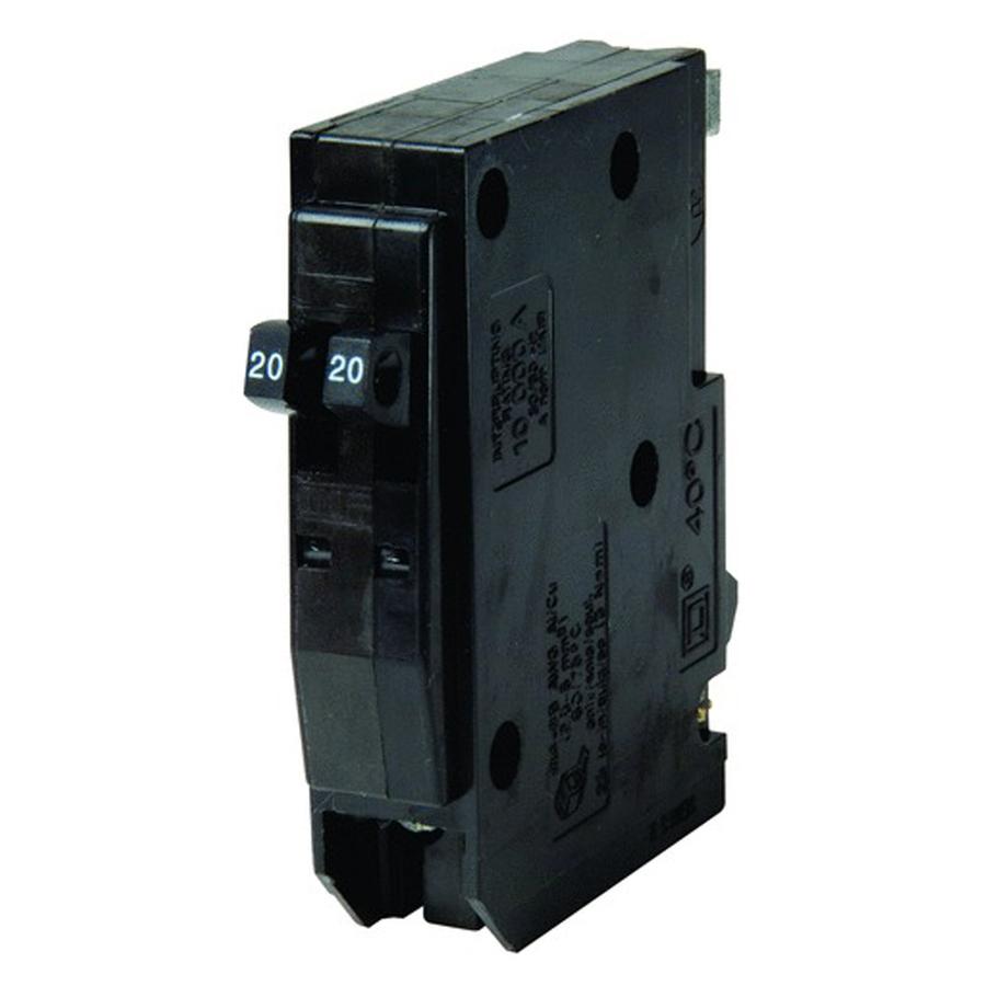 QO and QOB Miniature Circuit Breakers - Schneider Electric
